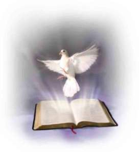 holy spirit word dove