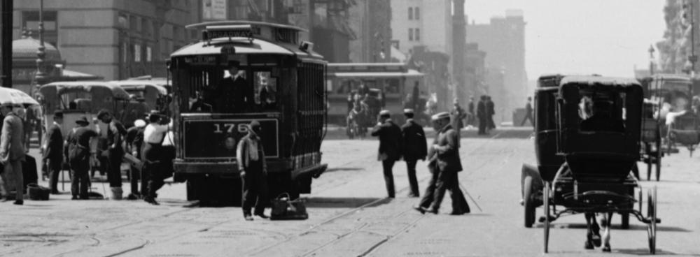 http://stuffnobodycaresabout.com/wp-content/uploads/2012/09/times-square-times-building-1908-subway-kiosk-men-working-trolley.jpg