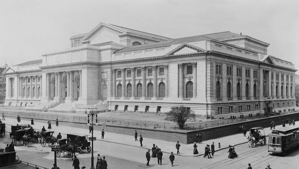 Photo Credit: New York Public Library (1908)
