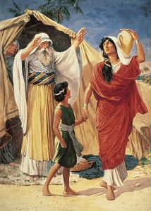 isaac ishmael abraham sarah